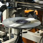 Molassess visiting Record Industry