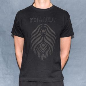t'shirt black | MOLASSESS